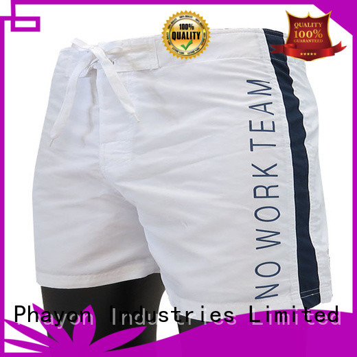PHAYON men clothing wholesale supplier for beach