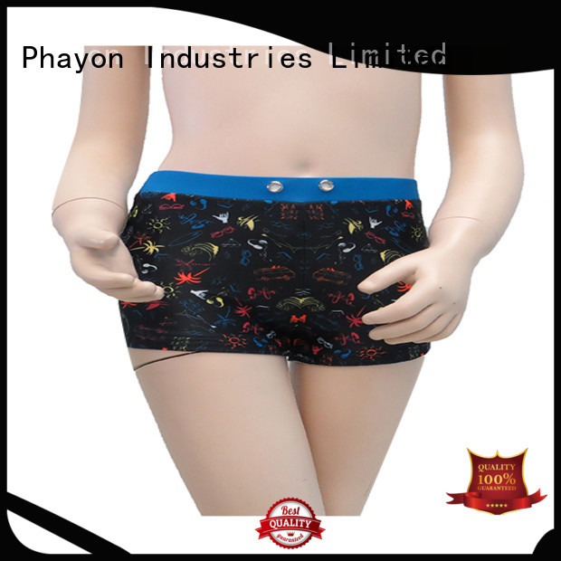 PHAYON hot sale boys swimwear sale with customized service for swimming pool