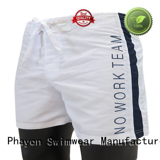 PHAYON new mens board shorts for busniess for beach