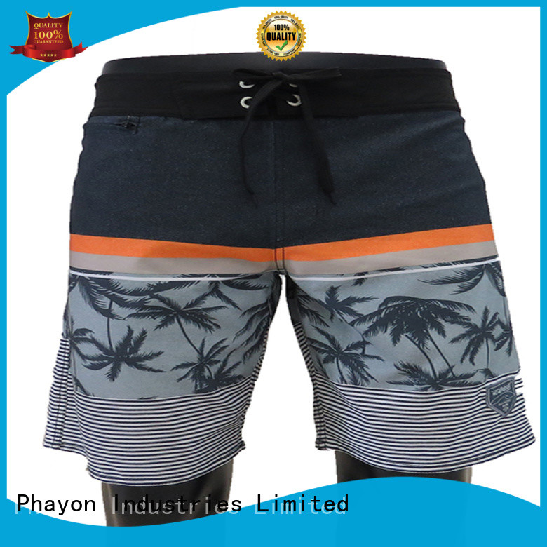 PHAYON new custom swimsuits mens pants for swimming pool