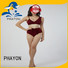 bikini bathing suits with back hollow for beach PHAYON