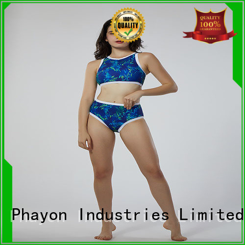 PHAYON surf bikini bathing suits for swimming pool
