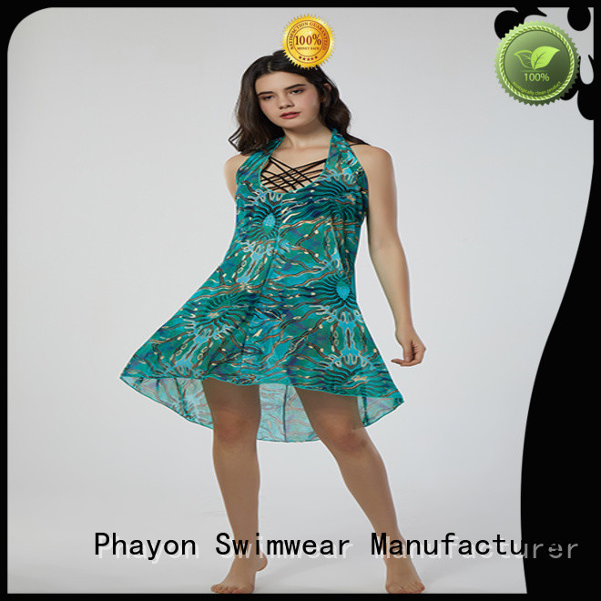 PHAYON three pieces beautiful beach cover ups for outdoor activity