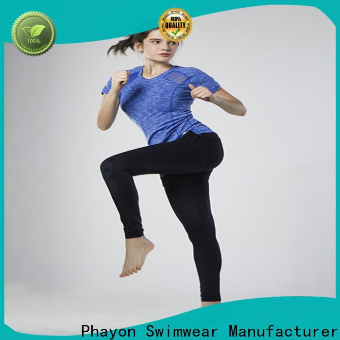 PHAYON active sportswear yoga fitness wear for women
