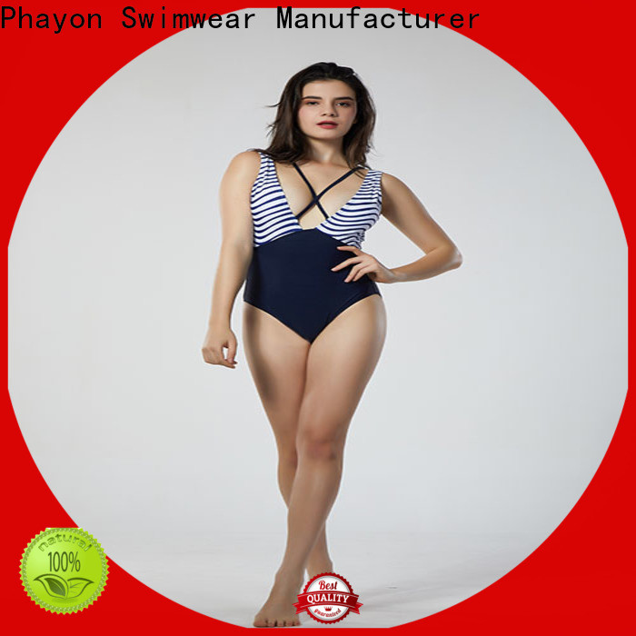 fashion bathing suits custom with customized service for beach