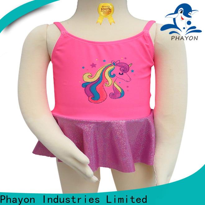 PHAYON ruffle children swimwear bathing suit for beach