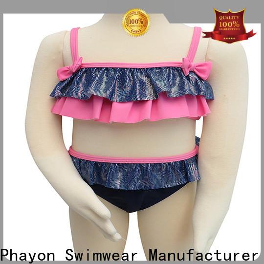 PHAYON high quality bikini custom summer suits for swimming pool