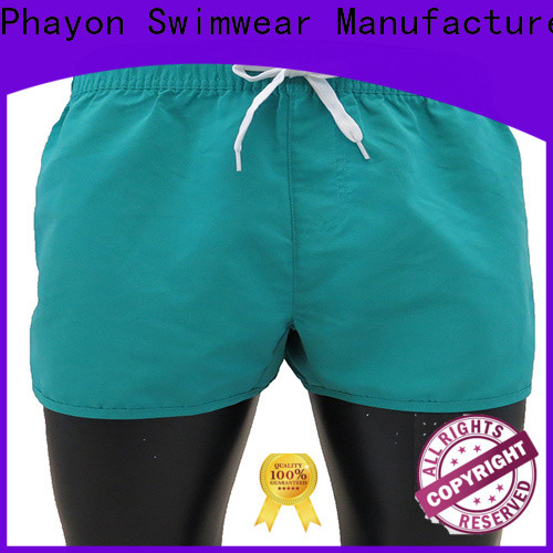 PHAYON solid mens boardshorts sale manufacturer for holiday