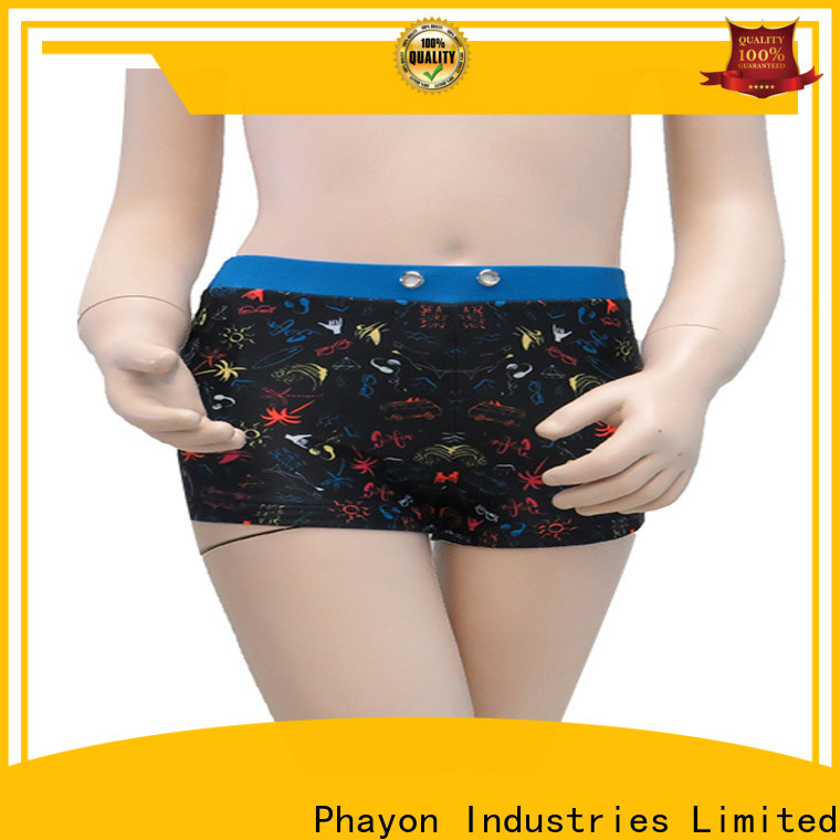 PHAYON custom swim trunks factory for holiday