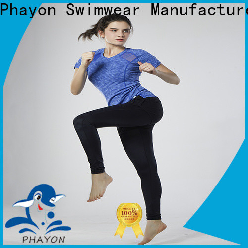 PHAYON superior quality cycling wear yoga fitness wear for women