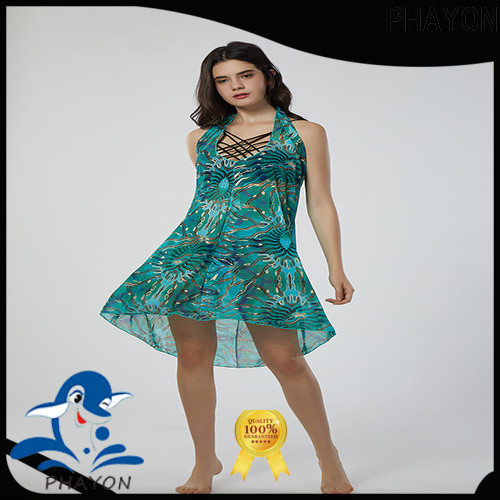 PHAYON bathing suit coverups manufacturer for swimming pool