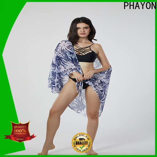 PHAYON hot sale sexy swimsuit cover ups dresses for outdoor activity