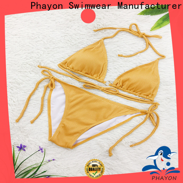 PHAYON sport bikini wear with padding for swimming pool
