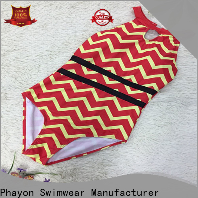 PHAYON bikini bathing suits with back hollow for holiday