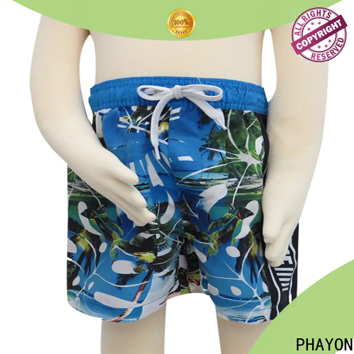 top boys swimwear with customized service for holiday