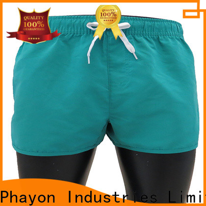 latest beach shorts men factory for swimming pool
