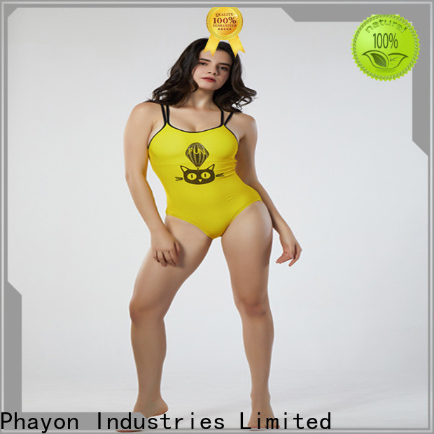 high cut ladies swimsuit supplier for beach