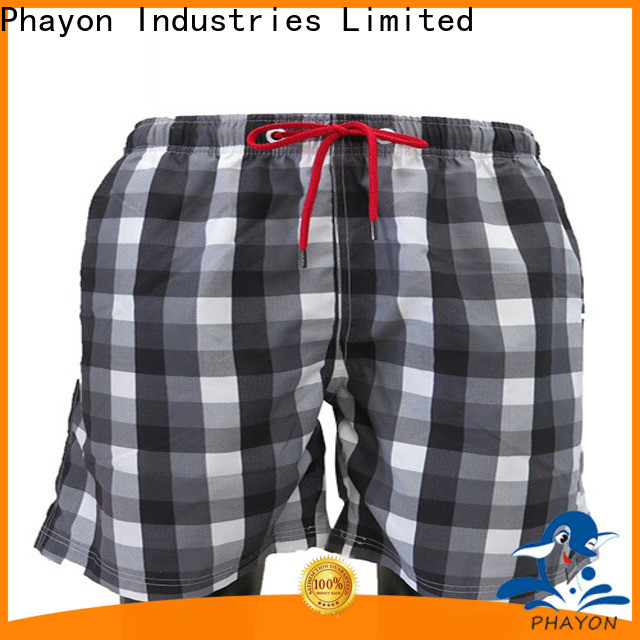 PHAYON beach shorts men board shorts for holiday
