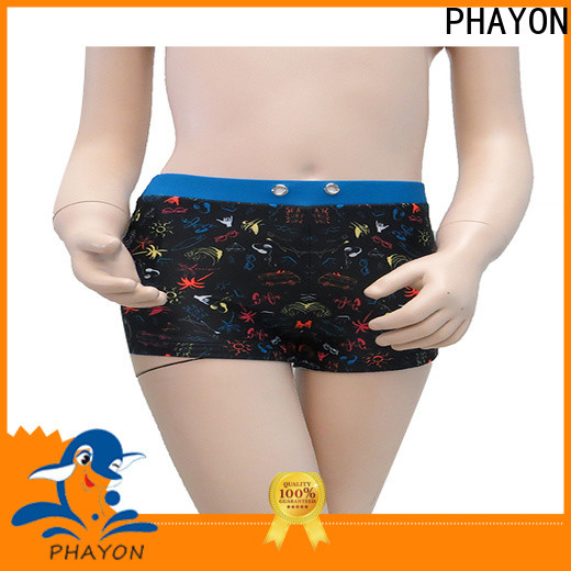 PHAYON boys swimwear factory for holiday