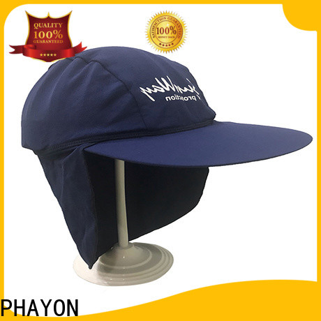 PHAYON wholesale sun shade hat supplier for sport