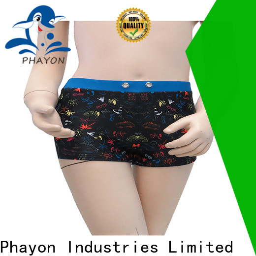 PHAYON boys swimsuits with customized service for swimming pool