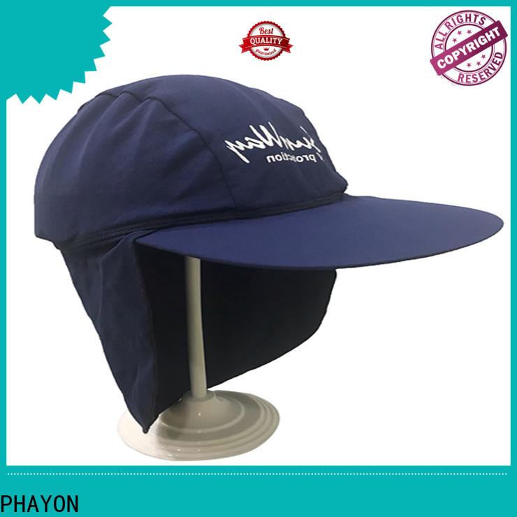 PHAYON safe sun shade hat manufacturer for children