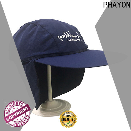 latest foldable sun hat for busniess for outdoor activity