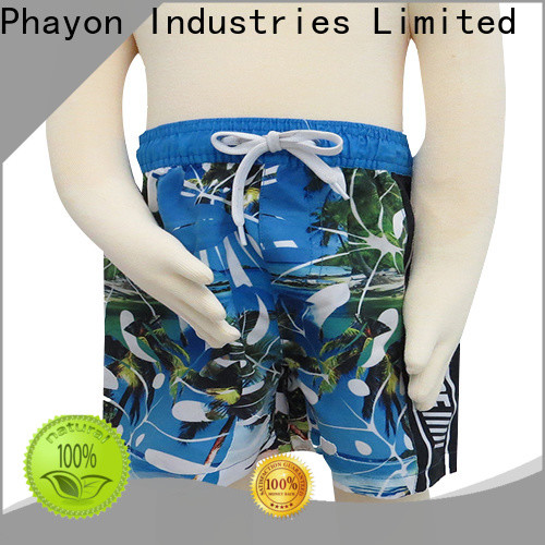 PHAYON best boys shorts swimwear factory for holiday