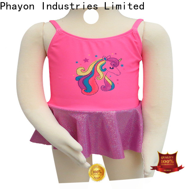 PHAYON one piece girls clothes sale supplier for holiday