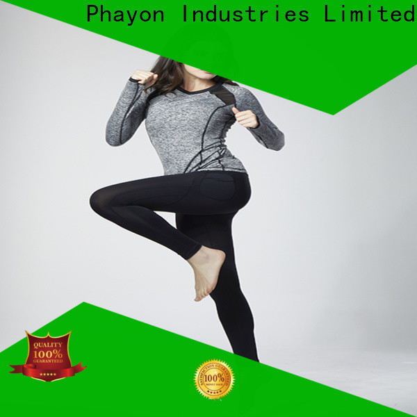 new sportswear fashion yoga fitness wear for outdoor activity