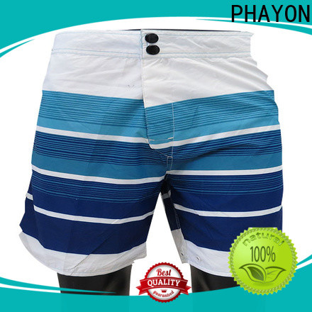 PHAYON beach shorts men surf beachwear for beach