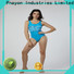 PHAYON letters print bikini wear bathing suits for holiday
