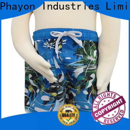 PHAYON boys bathing suits manufacturer for swimming pool
