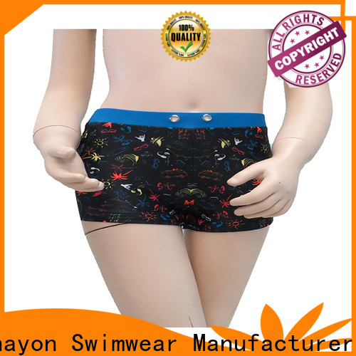PHAYON boys swimwear sale manufacturer for beach