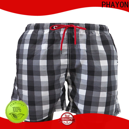 PHAYON classic beach shorts board shorts for swimming pool