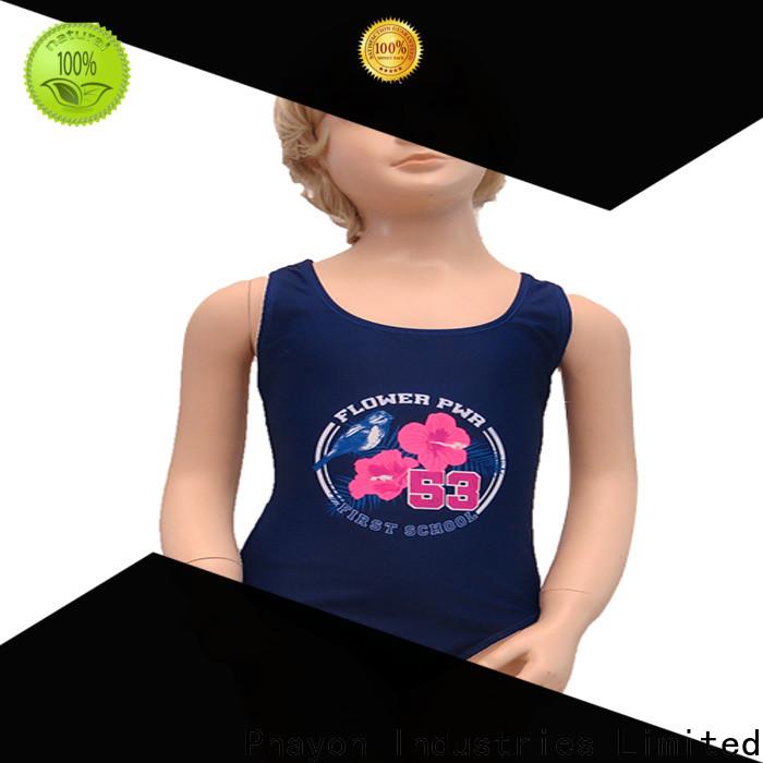 PHAYON girls bikini swimsuits supplier for swimming pool
