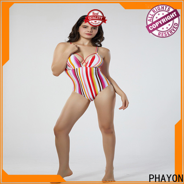 PHAYON girl wholesale womens clothing supplier for swimming pool