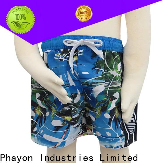 fashion boys bathing suits short pants for sale