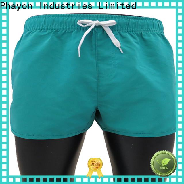 PHAYON classic mens board shorts board shorts for beach